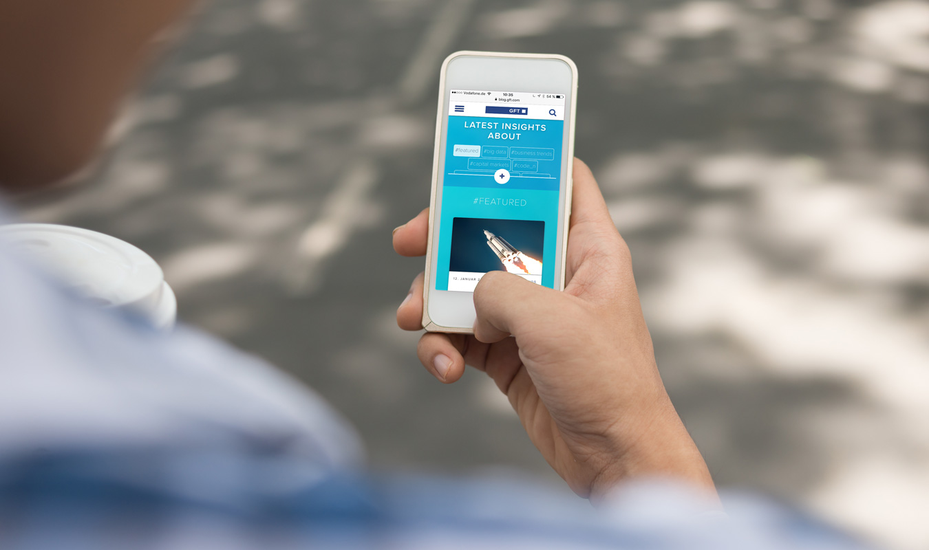 Responsive Design für Smartphones