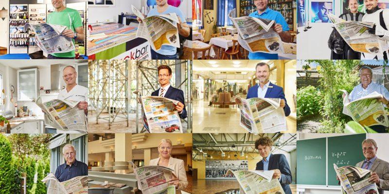 SZBZ. Mein Leben. Meine Zeitung.